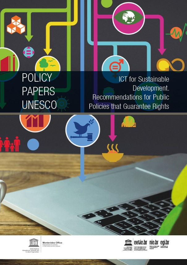 ICT for Sustainable Development: recommendations for public policies that guarantee rights